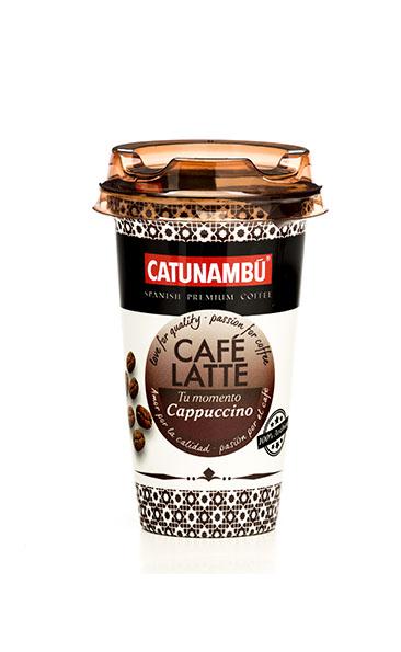 Café frío Capucchino