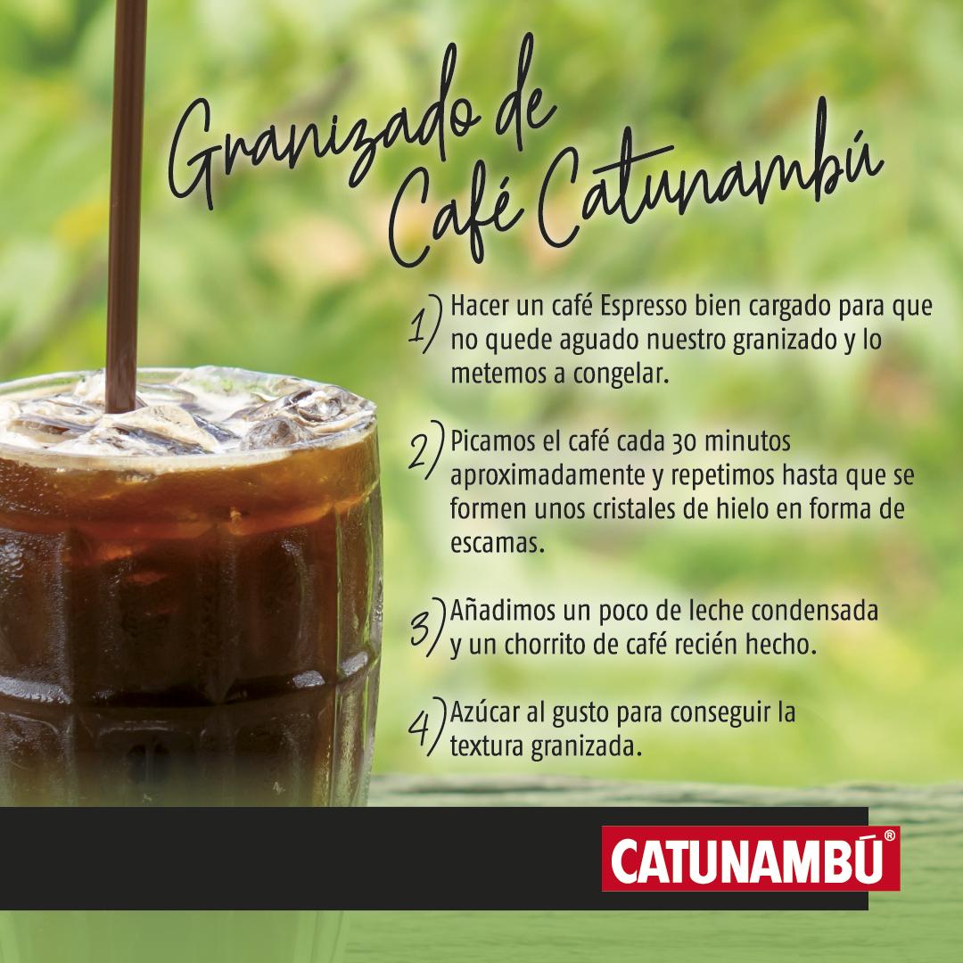 granizado café