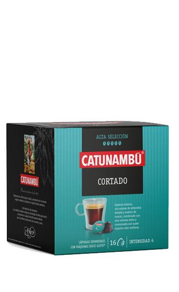 Cápsulas Café Cortado